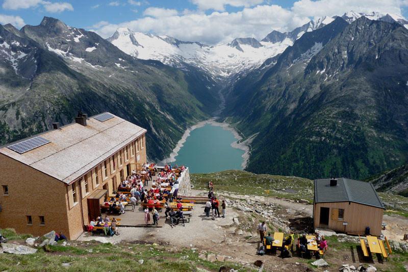 Preise Für Die Hüttenübernachtung Im Zillertal
